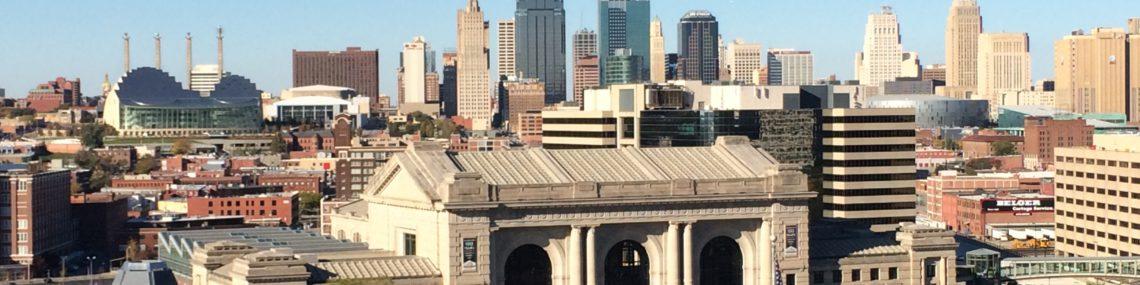Kansas City Downtown Skyline